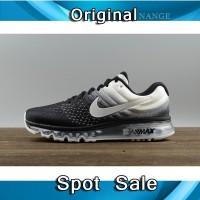 cf0130c2237 Original Sepatu Nike 2017 AIR MAX pria wanita running mesh olahraga w