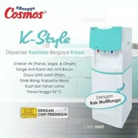 PROMO DISPENSER COSMOS CWD-5603..air panas digin normal