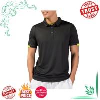 Gym Polo T Shirt Lakilaki Berjalan Cepat Kering Fit Tshirt