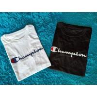 Best Baju CHAMPIONS Kaos Wanita/Tshirt Kaos Fila/T-shirts Ce
