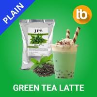 Harga jps bubuk green tea plain bubuk minuman dan makanan | antitipu.com