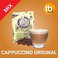 Harga jps bubuk cappuccino original mix bubuk minuman dan makanan | antitipu.com