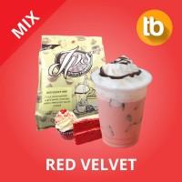 Harga jps red velvet mix bubuk minuman dan makanan | antitipu.com
