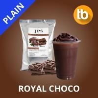 Harga jps bubuk royal choco plain bubuk minuman dan makanan | antitipu.com