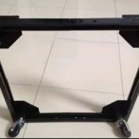 Sale Alas Roda Tatakan Lemari Es - Mesin Cuci LG, Sharp, Samsung Dll