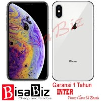 iPhone XS 64Gb - GARANSI INTER
