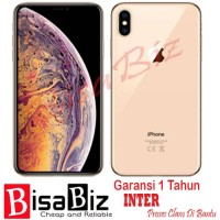 iPhone XS MAX 256Gb - GARANSI INTER