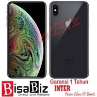 iPhone XS MAX 64Gb - GARANSI INTER
