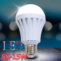 Bohlam Emergency 15W LED Emergency Light Hemat Energy 220V