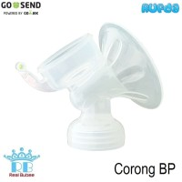 Real Bubee Corong Breast Shield Funnel Spare Part Pompa ASI Breastpump