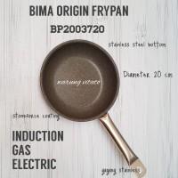BIMA ORIGIN NON STICK FRYPAN 20 CM STONEFORCE COATING B2003720