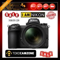 Harga nikon z6 mirrorless digital camera kit 24 70mm | Pembandingharga.com