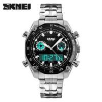 jam tangan pria original SKMEI Formal Stainless MolerSK492