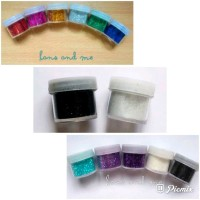 Glitter Bubuk / Powder - Serbuk Glitter / Craft Art
