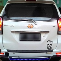 Sticker Decal Groot Manusia Pohon