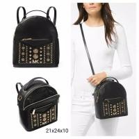 1fb0876748f5 Tas Michael Kors original - Mk jessa backpack studded black v
