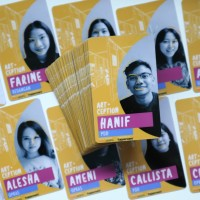 Cetak ID CARD Full Color ( Double Side )