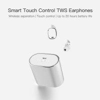 QCY T1 Pro Airpods Wireless Earphone Bluetooth Headset   Charging Case
