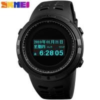Harga skmei jam tangan digital pria kompas pedometer kalori termometer | Pembandingharga.com