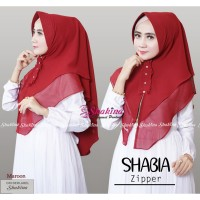 Khimar Pet Shabia Zipper Ori Danisha Hijab
