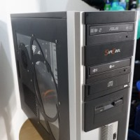 CPU Core 2 Duo, RAM 3GB, HDD 450GB
