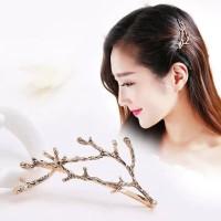 Natural Branch Korean Hairpin Jewelry