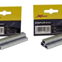 Xander Isi Staples 8MM - 2 Kotak (XD-1841) Untuk Ukuran 4-14 MM