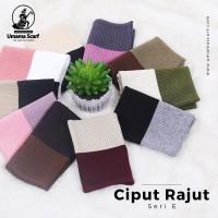 Ciput Bandana Rajut by Umama Scarf