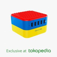 TEAMGROUP Brick Charger 5 Ports-Limited Edition
