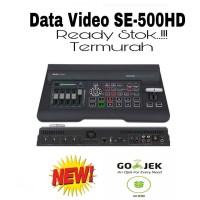 Harga datavideo se 500 hd 4 channel video mixer   Pembandingharga.com