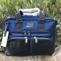 tas selempang tumi albany slim commuter brief pack