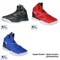 Sepatu Basket ORI Ekonomis Spotec Exodus BNIB 9ea244852a