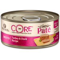 Wellness CORE Pate Turkey & Duck Cat Can Makanan Kucing Kalengan 5.5oz