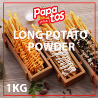 Papatos Monster Fries Premix Powder