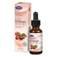 Jual Life Flo Health Organic Pure Rosehip Seed Oil Skin Care 1 oz 30 Murah
