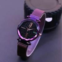 jam tangan wanita warna ungu