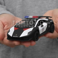 Mobil Mobilan Polisi Sedan Police Diecast Miniatur Mainan Anak Cowok
