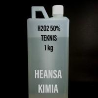 H2O2 / Hidrogen Peroksida / Hydrogen Peroxide