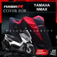 Cover Motor / Sarung Motor Warna Yamaha NMAX Waterproof Merk FUSION R