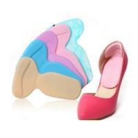 Shoe Pad/Insoles Anti Slip - Bantalan Sepatu Anti Lecet (Sepasang)