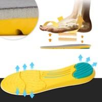 Memory Foam Insoles Shoe Cushion / Alas Kaki sepatu