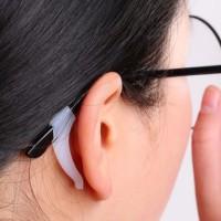 Silicone Earhook Anti Slip Kaitan Kacamata