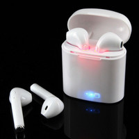 TWS I7 Bluetooth Earphone Wireless V4.2+EDR Headsets For Android IOS