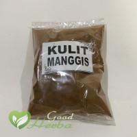 GoodHerba Kulit Manggis bubuk - Jamu Herbal Tradisional kemasan 50 gr
