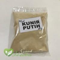 Good Herba Kunir Putih bubuk - Jamu Herbal Tradisional kemasan 50 gr