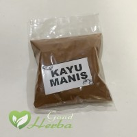 GoodHerba kayu manis bubuk cinnamon Jamu Herbal kemasan 50 gr