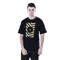 HRCN CROSS Men T-Shirt Kaos Distro Pria - H 0816