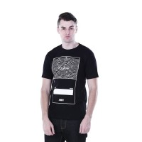 HRCN PLEASURE Men T-Shirt Kaos Distro Pria - H 0849