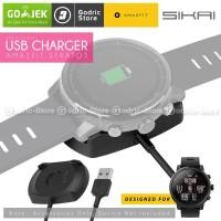 SIKAI Original Dock Portable Charger for Xiaomi Amazfit STRATOS 2 (1M)