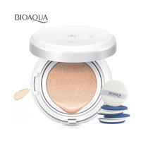 BIOAQUA LIQUID FOUNDATION BB CREAM AIR CUSHION WHITE IVORY